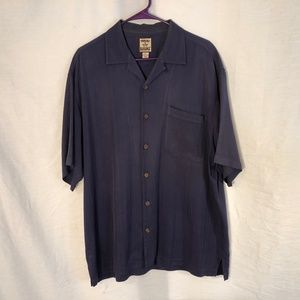Tommy Bahama Medium Shirt Silk Button Down 339